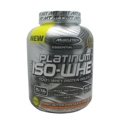MuscleTech Platinum 100% Iso-Whey