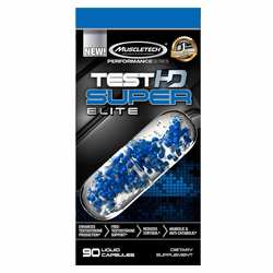 MuscleTech Test HD Super Elite