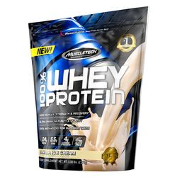 MuscleTech  100% Whey Protein Powder Vanilla Supreme