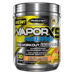 MuscleTech Vapor X5 Neuro Pre-Workout
