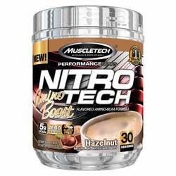 MuscleTech Nitro-Tech Amino Boost Performance Series Hazelnut