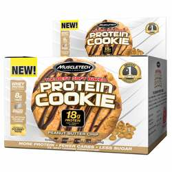 MuscleTech Protein Cookie Peanut Butter Chip