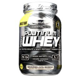 MuscleTech Platinum 100% Whey