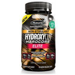MuscleTech Non-Stimulant Hydroxycut Hardcore Elite