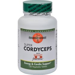 Mushroom Wisdom Super Cordyceps