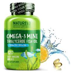 NATURELO Omega-3 Mini