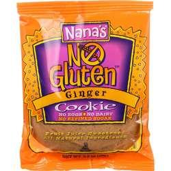 Nanas Cookie Company No Gluten Cookie