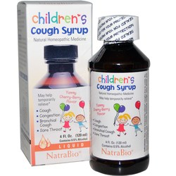 Natra-Bio Children's Cough Syrup