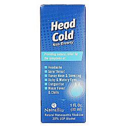 Natra-Bio Head Cold