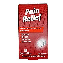 Natra-Bio Pain Relief