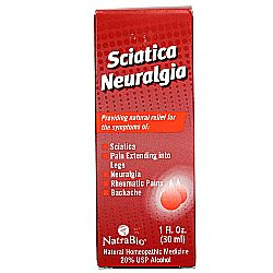 Natra-Bio Sciatica Neuralgia