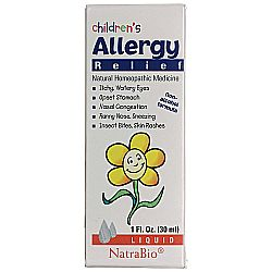 Natra-Bio Children's Allergy