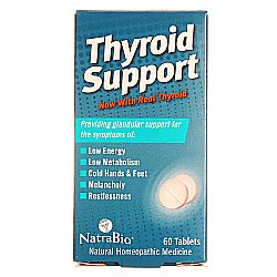 Natra-Bio Thyroid Support