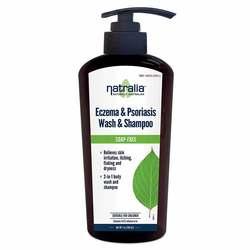 Natralia Eczema Psoriasis Wash Shampoo