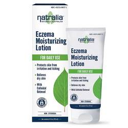 Natralia Eczema Moisturizing Lotion