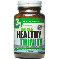 Natren 14 Day Healthy Trinity