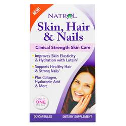 Natrol Skin- Hair  Nails