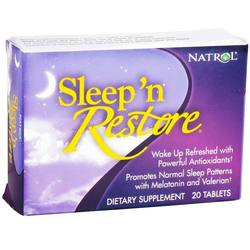 Natrol Sleep 'N Restore