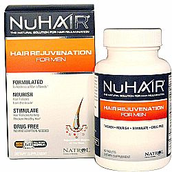 Natrol NuHair Hair Rejuvenation