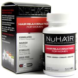 Natrol NuHair Rejuvenation for Women