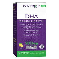 Natrol DHA 500 Super Strength