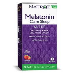 Natrol Advanced Melatonin Calm Sleep