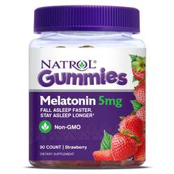 Natrol Melatonin Gummies 5 mg