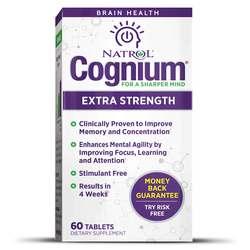 Natrol Cognium - Extra Strength