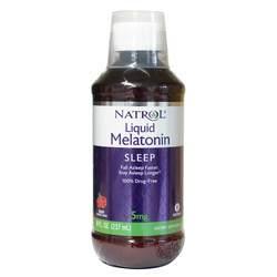 Natrol Melatonin Liquid 5mg