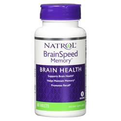 Natrol BrainSpeed Memory