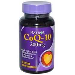 Natrol CoQ10 200 mg