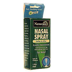 Naturade Saline and Aloe Nasal Spray