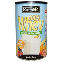 Naturade 100 -  Whey Protein- Vanilla