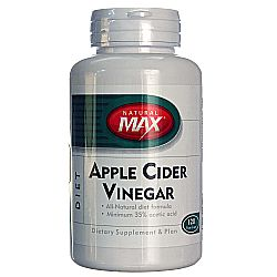 NaturalMax Apple Cider Vinegar 1,000 mg