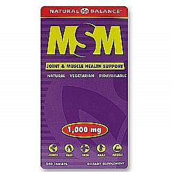 Natural Balance MSM