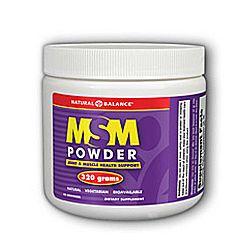 Natural Balance MSM Powder