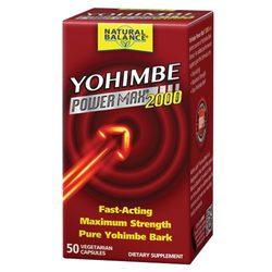 Natural Balance Yohimbe Power Max 2000