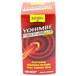 Natural Balance Yohimbe Power Max 2000