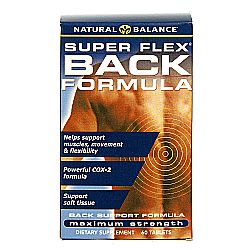Natural Balance Super Flex Back Formula