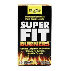 Natural Balance Super Fit Burners