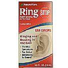 Natural Care RingStop Ear Drops