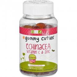 Natural Dynamix Gummy Cuties Kids Echinacea Vitamin C and Zinc