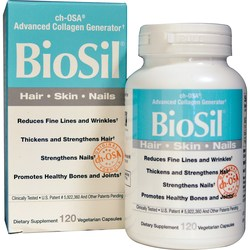 Natural Factors BioSil