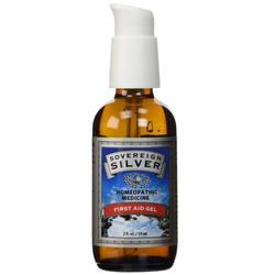 Natural Immunogenics Sovereign Silver First Aid Gel