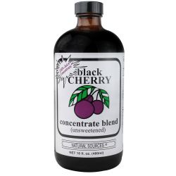 Natural Sources Black Cherry Concentrate Blend