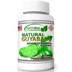 Natural Vitamin Source Natural Guyabano Advanced Formula