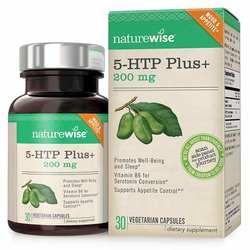 NatureWise 5-HTP Plus+ 200mg