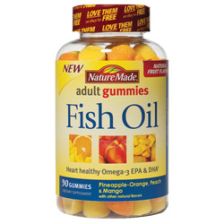 Nature Made Fish Oil Adult Gummies
