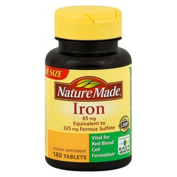 Nature Made Iron 65 mg