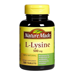 Nature Made L-Lysine